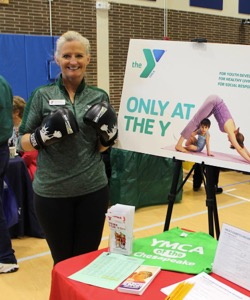 Associate Executive Director at the YMCA at Washington St.